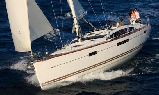 Sailing Charter On 52ft