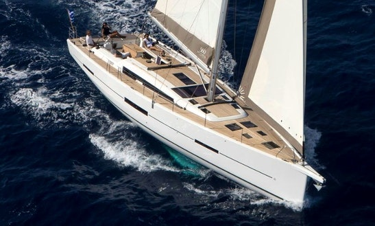 Sailing Charter On 45ft
