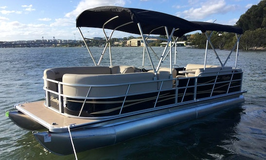 12 People Pontoon For Rent In Putney, Australia