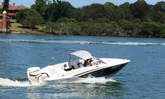 Rent 16' Bowrider In Putney, Australia
