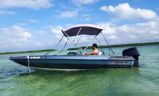 Center Console Boat for rent in Cutler Bay