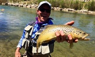 Enjoy Fly Fishing In Park City, Utah