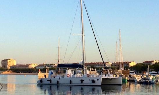 Charter 69' Taino Dc 65 Cruising Catamaranl In Saint-raphaël, France