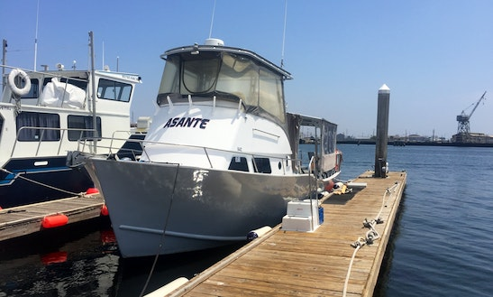 27 Guests Yacht Rental In Los Angeles Uscg Inspected Vessel
