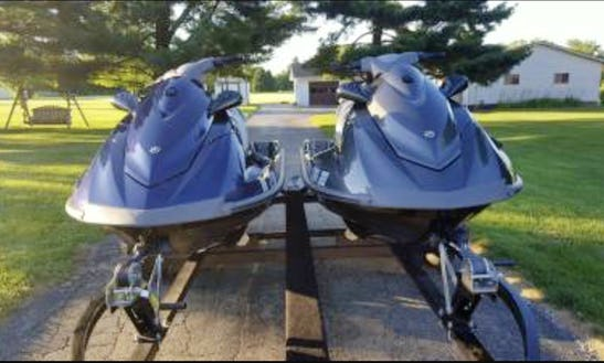 Yamaha Jet Ski Rental In Lake Tahoe