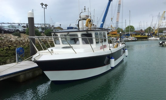 Enjoy Fishing In Gosport, England With Captain Graeme