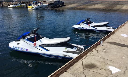 Jet Ski Rental In San Diego  (we Deliver And Pick-up)
