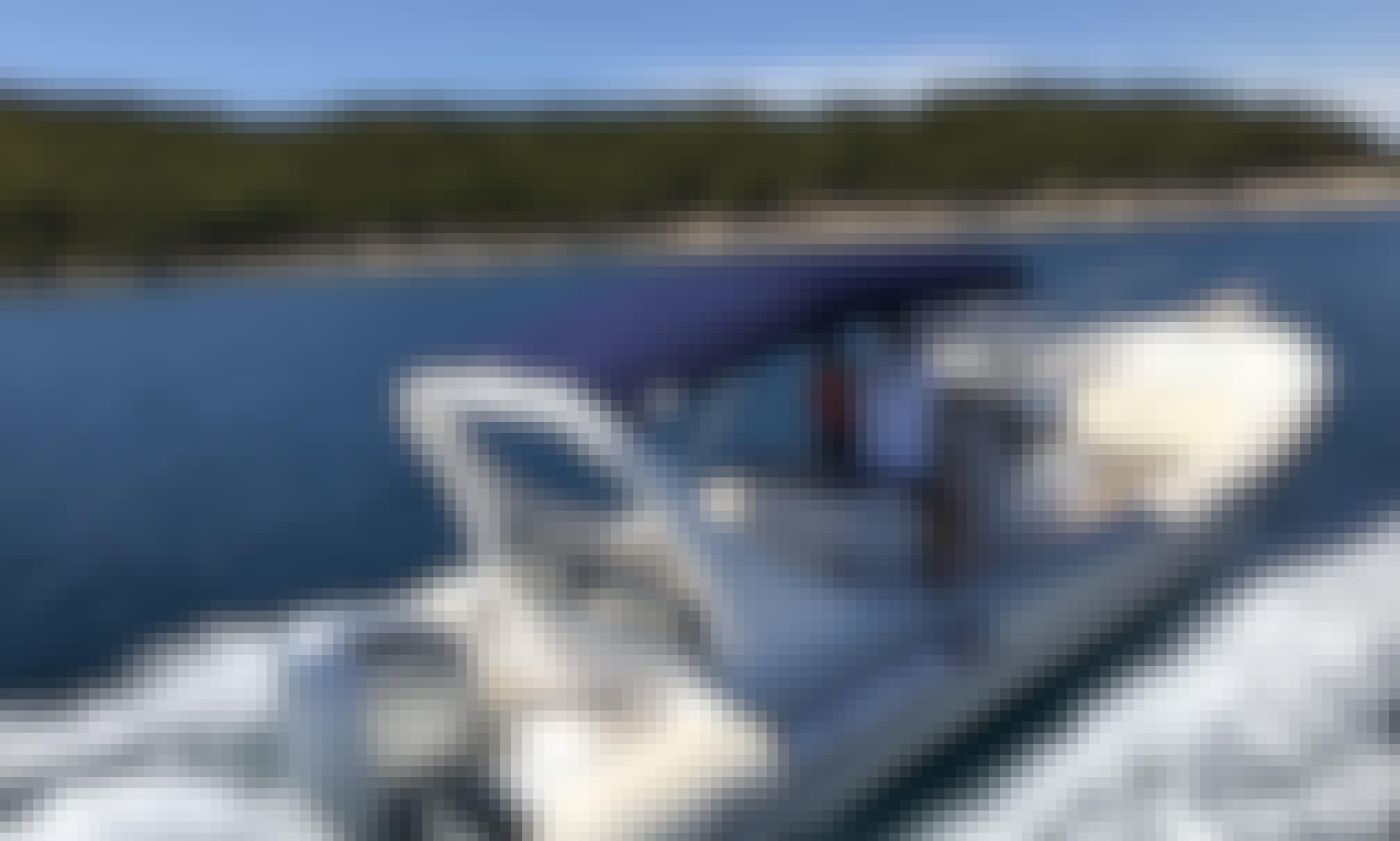 Maestral 745 Rigid Inflatable Boat in Tisno, Croatia