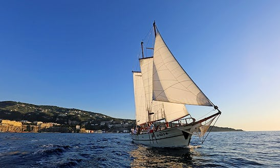 Schooner Rental In Sorrento