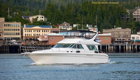 Motor Yacht Sleep Aboard Rental In Ketchikan