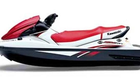 Explore Saint Albans Town, Vermont - Rent This Kawasaki Stx Jet Ski!