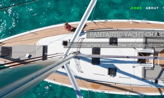 Sailing Charter In Greece