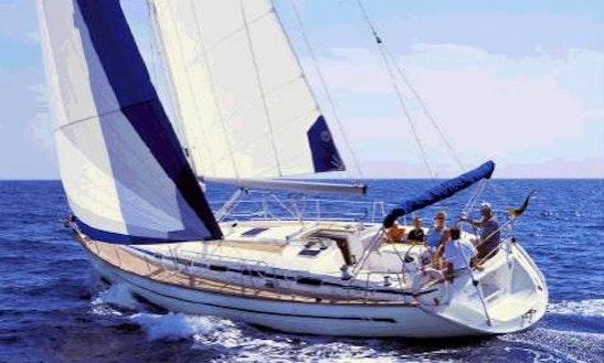 Charter 44' Bavaria Cruising Monohull In Santo Stefano Al Mare, Italy