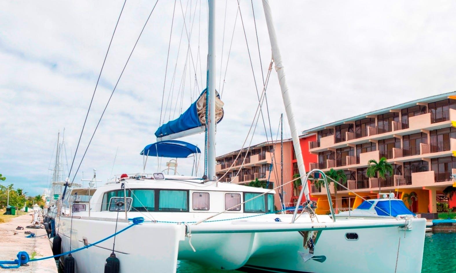 Cruising Catamaran rental in La Habana, Cuba