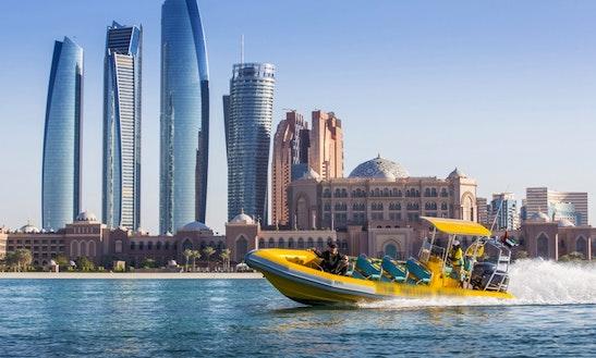 60 Minutes Tour To Emirates Palace, Corniche And Lulu Island Of Abu Dhabi