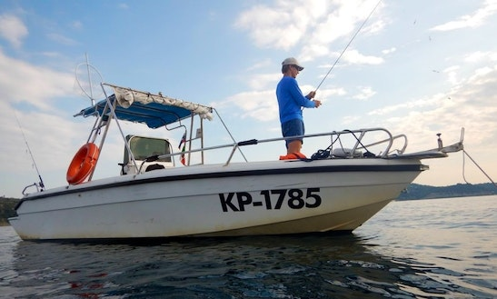 Enjoy Fishing In Koper, Slovenia With Captain Peter