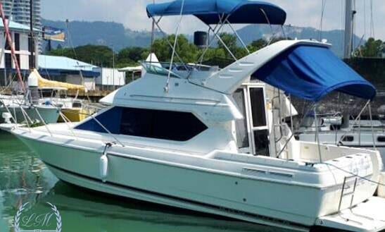 A Family Charter Boat