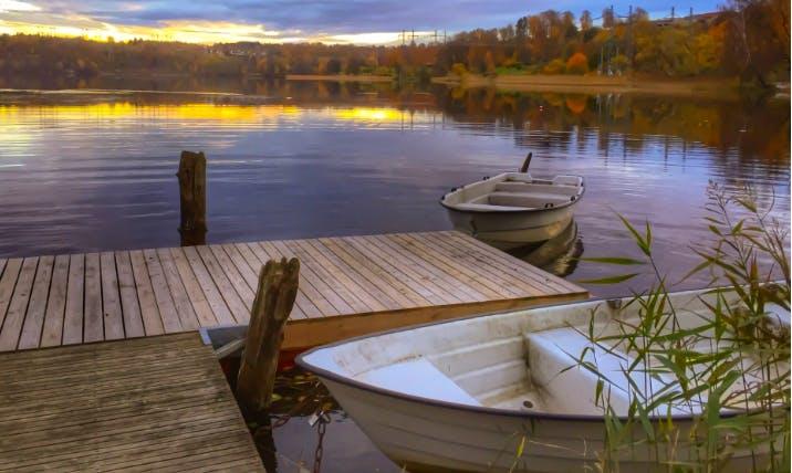 Rent a Row Boat in Västra Götalands län, Sweden