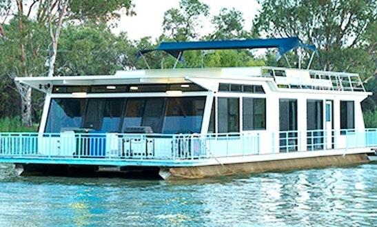 Charter Tequila Sunrise Houseboat In Paringa, Australia