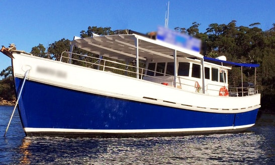 45' Passenger Boat Charters In North Bondi, Australia