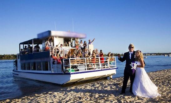 Charter Dinner Cruise In Tewantin, Australia