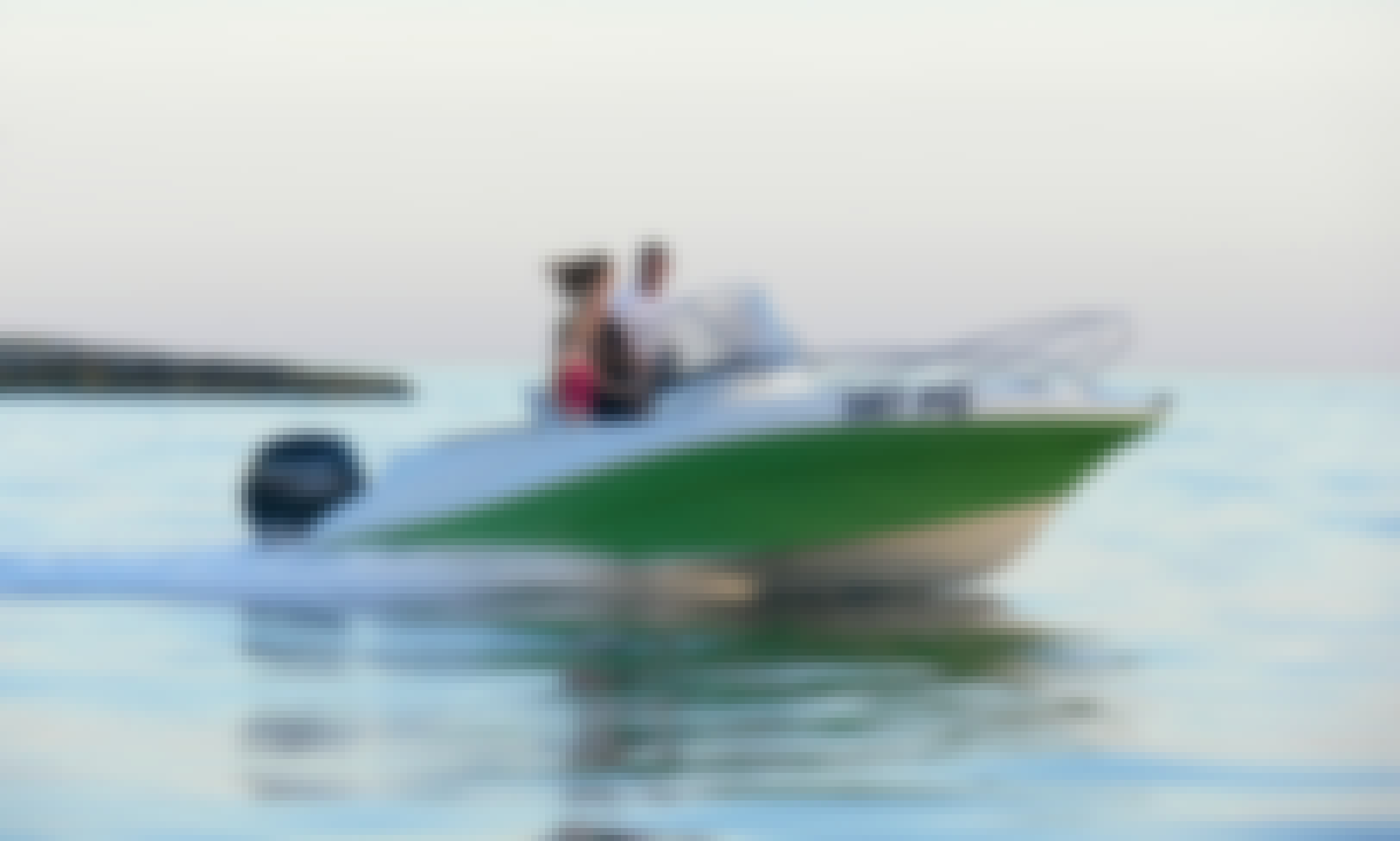 Rent a Quicksilver Commander 555 for 6 People in Vrsar, Croatia