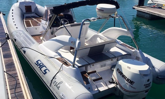 Bowrider Rental In Roses 300 Cv Semi Rigide