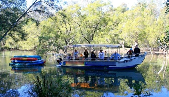 Passenger Boat Rental In Brunswick Heads