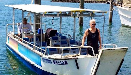 Scenic Eco Cruise In Brunswick Heads