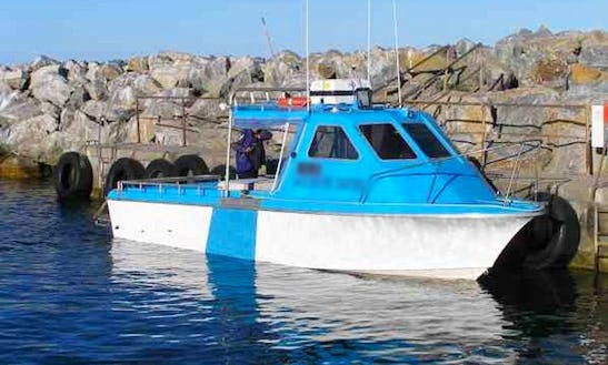 Charter Fishing With Captain Mark In Cape Jervis, Australia