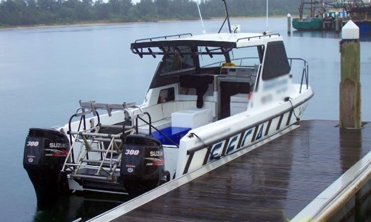Fishing Charters in Metung
