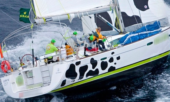 Sydney Harbour Sailing Charter On