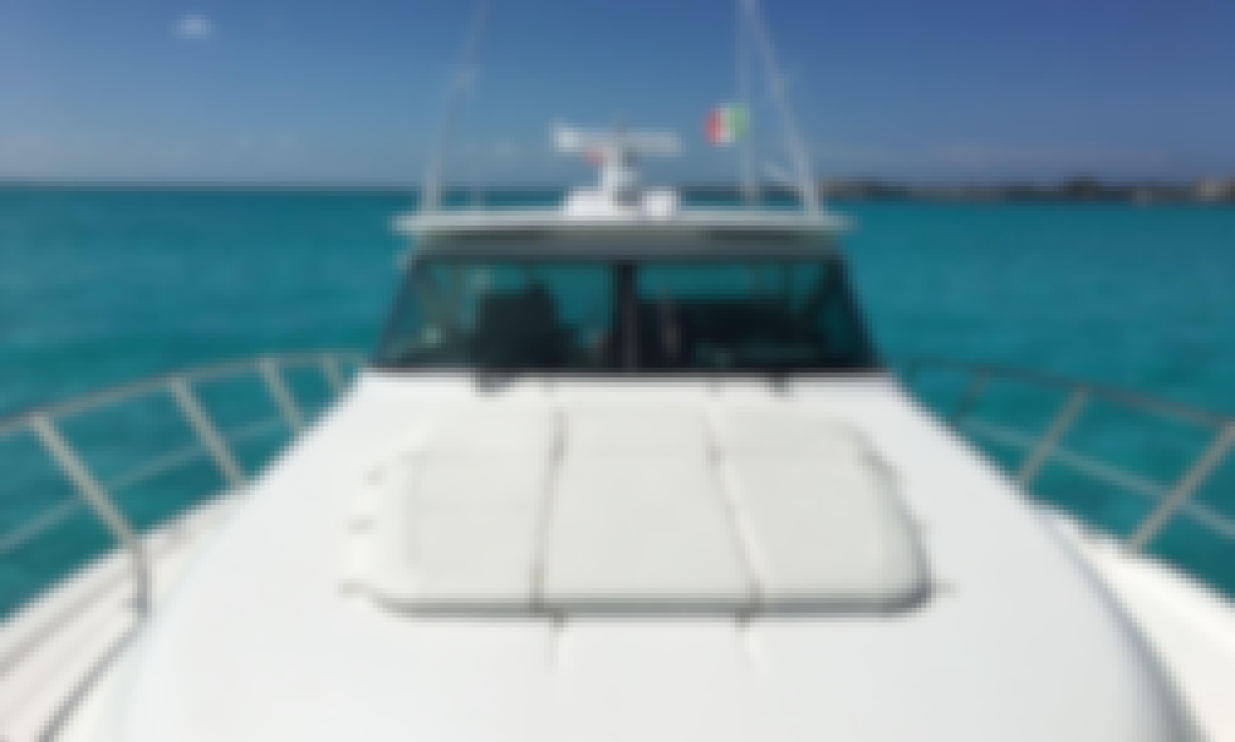 Motor Yacht Tiara 43 in Cancún