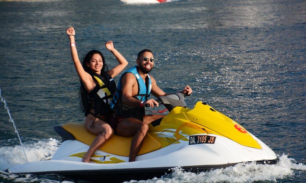 Book this amazing Jet Ski in Dubai, UAE