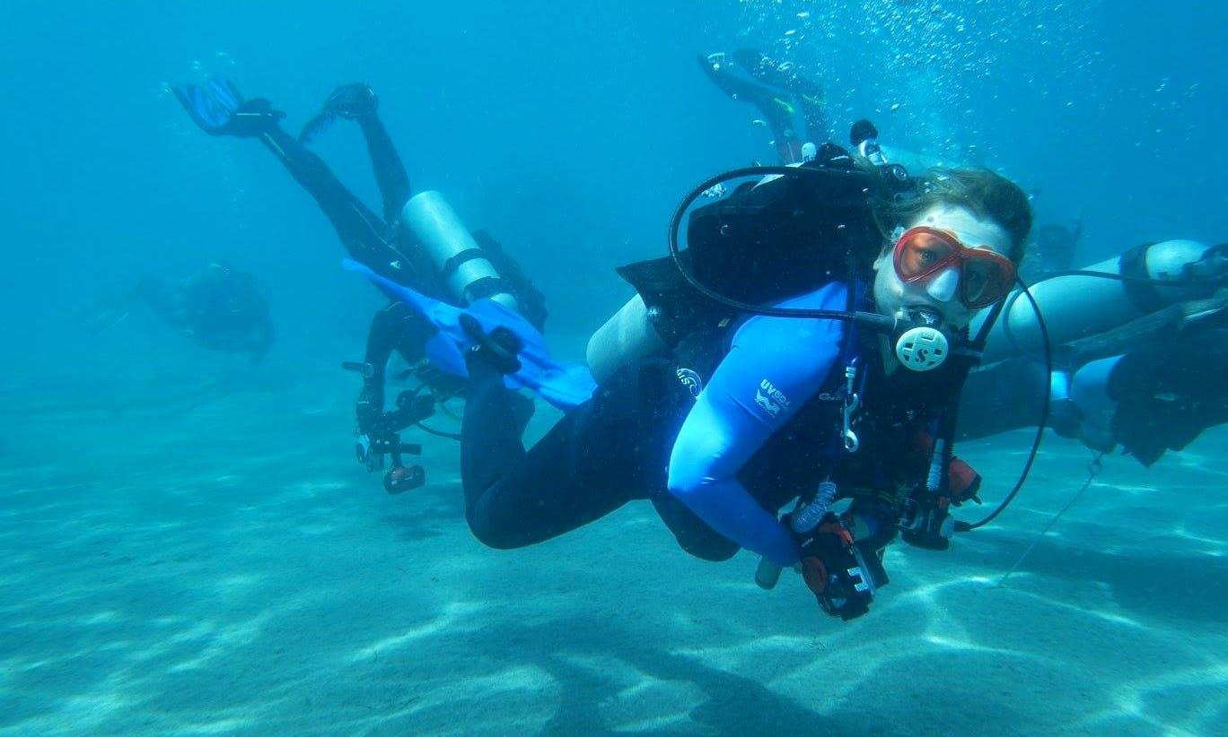 Enjoy SCUBA Diving Courses & Certifications in Stepney, South Australia
