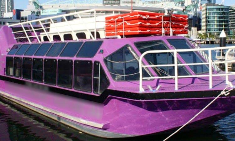 Luxury Passenger Boat in Docklands (Melbourne) Victoria, Australia