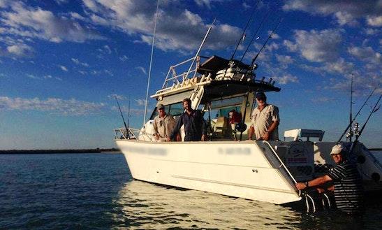 Broome Fishing Charter On 27ft