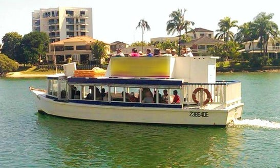 Charter A Canal Boat In Queensland, Australia