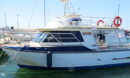 Charter Spv 344 Trawler In Bunbury, Australia