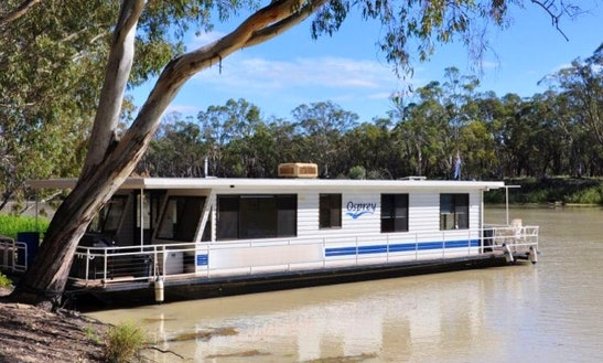 Rent Osprey Houseboat In Paringa, Australia