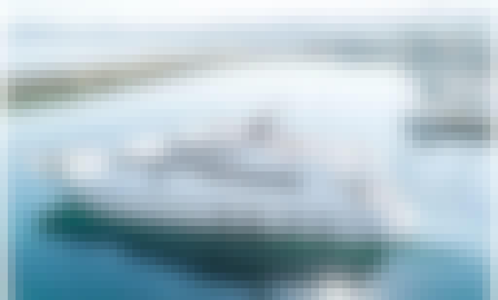 Princess 85 Motor Yacht Private Cruises from Piraeus