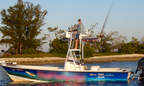 Sport Fishing Charters In Tampa Bay, Florida With Captain Sergio