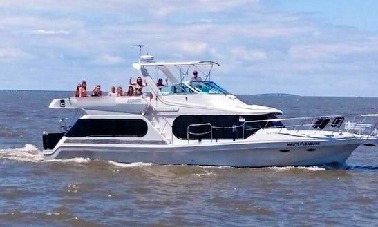 50ft Bluewater Yacht In Destin
