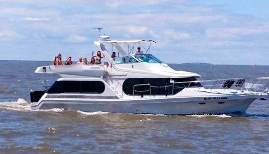 50ft Bluewater Yacht In Destin, Florida