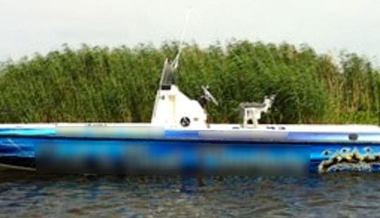 24' Skeeter 24v Bay Boat In St Bernard, Louisiana United States