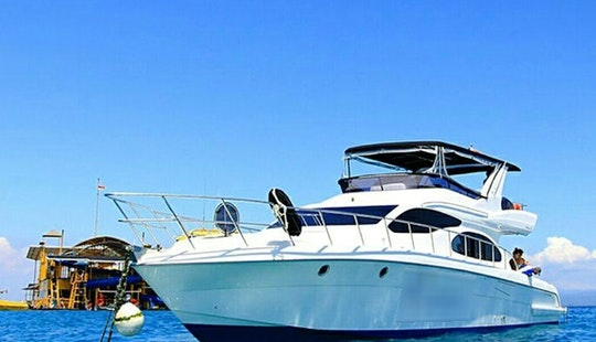 Motor Yacht For Rent In  Bali