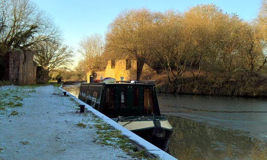 Canal Boat Rental In Datchet, England