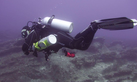 Enjoy Diving Courses And Trips In Muğla, Turkey