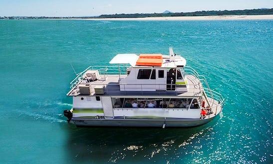 Charter Passenger Boat In Noosa, Queensland