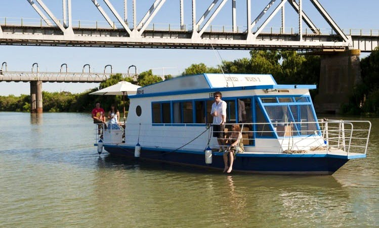 'River Wren-2' Houseboat Hire in Murray Bridge